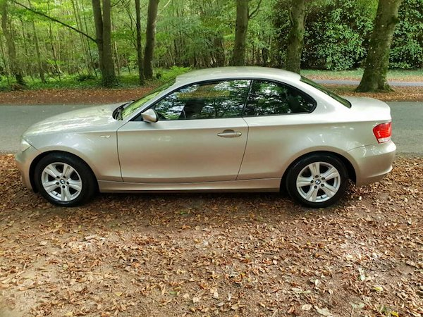Used BMW 1 Series 2008 in Kildare