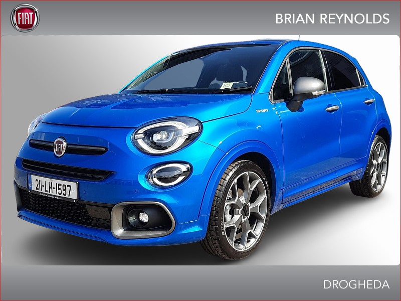 Used Fiat 500X 2021 in Louth