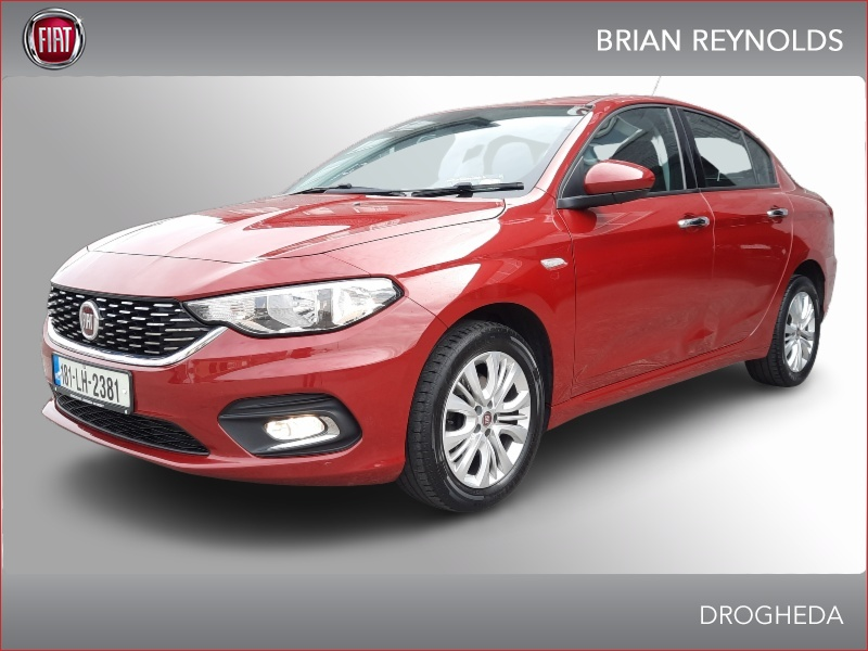 Used Fiat Tipo 2018 in Louth