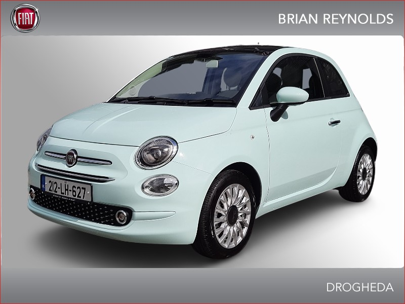 Used Fiat 500 2021 in Louth