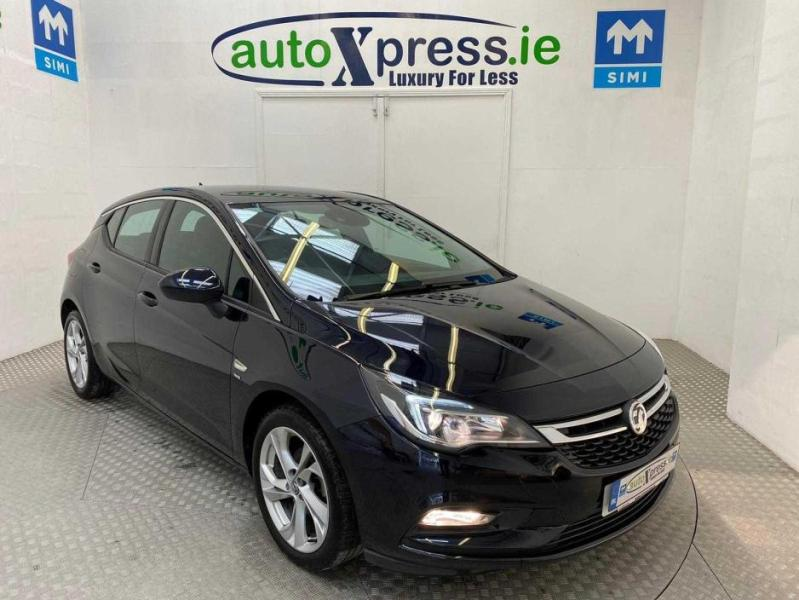 Used Opel Astra 2018 in Limerick