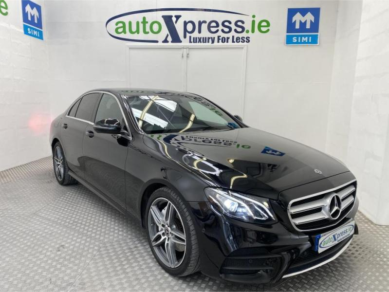 Used Mercedes-Benz E-Class 2018 in Limerick