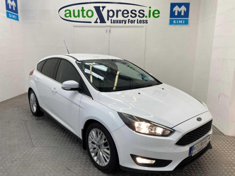 Used Ford Focus 2016 in Limerick