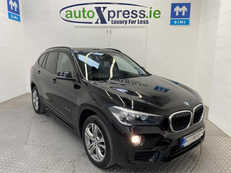 Used BMW X1 2016 in Limerick