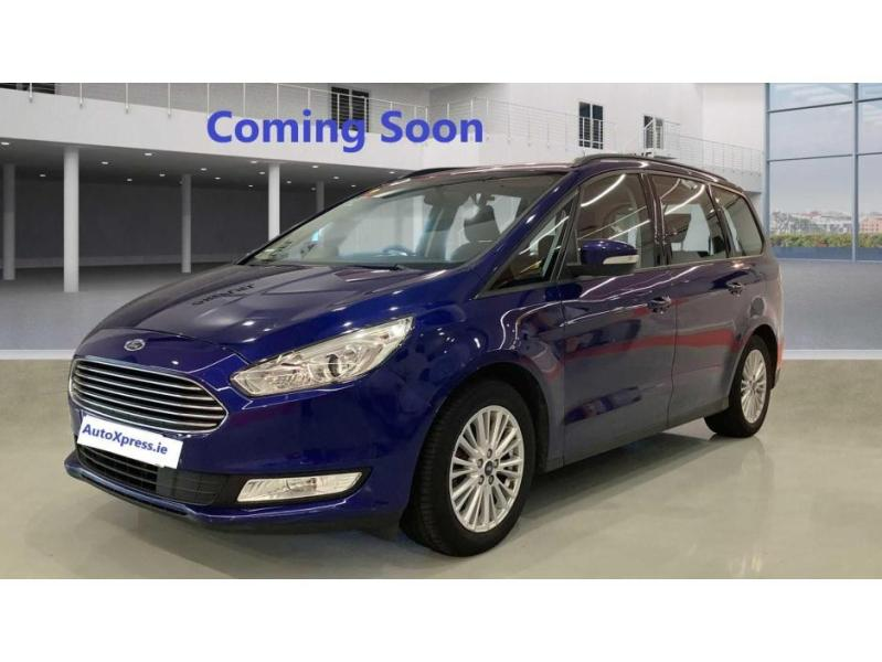 Used Ford Galaxy 2016 in Limerick