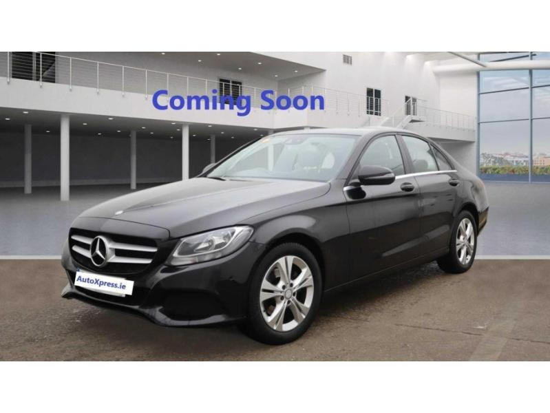 Used Mercedes-Benz C-Class 2017 in Limerick