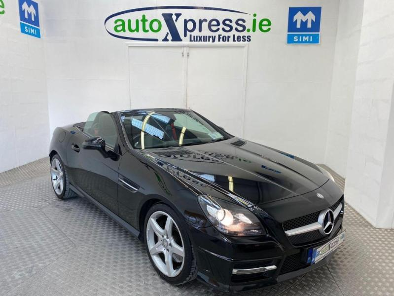 Used Mercedes-Benz SLK-Class 2013 in Limerick