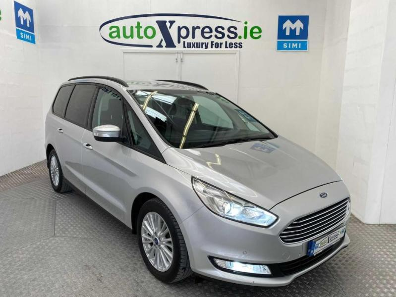 Used Ford Galaxy 2017 in Limerick