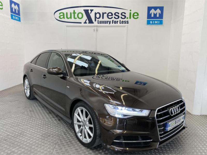 Used Audi A6 2017 in Limerick