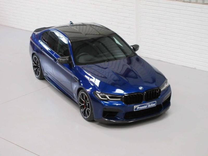 Used BMW M5 2021 in Tipperary