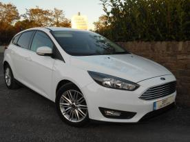 2017 Ford Focus 1.5 TDCi 120 ZETEC EDITION €17,950