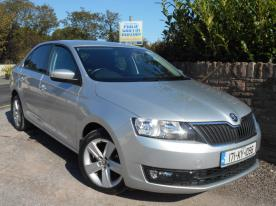 2017 Skoda Rapid AMBITION 1.2 TSI HI SPEC €13,900