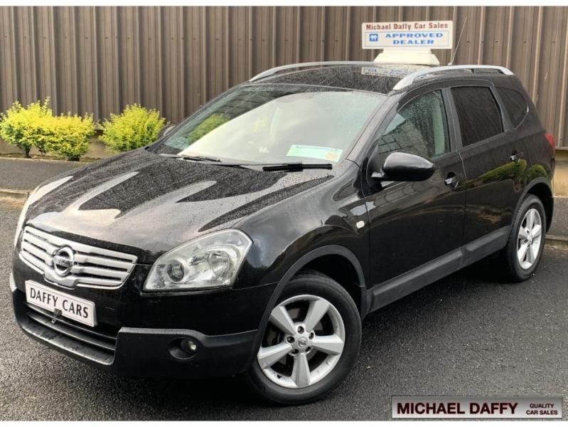 Used Nissan Qashqai+2 2009 in Kerry