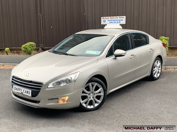 Used Peugeot 508 2012 in Kerry