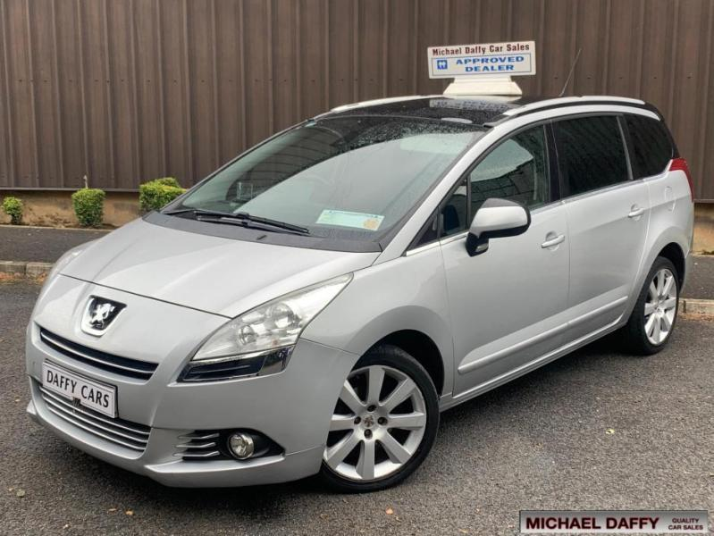 Used Peugeot 5008 2012 in Kerry