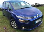 2017 Citroen Grand C4 Picasso 2017 TOUCH EDTION BLUE HDI  €18,450
