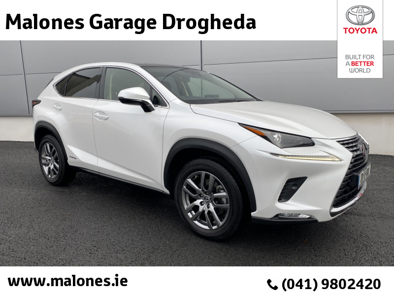 Used Lexus NX 2020 in Louth