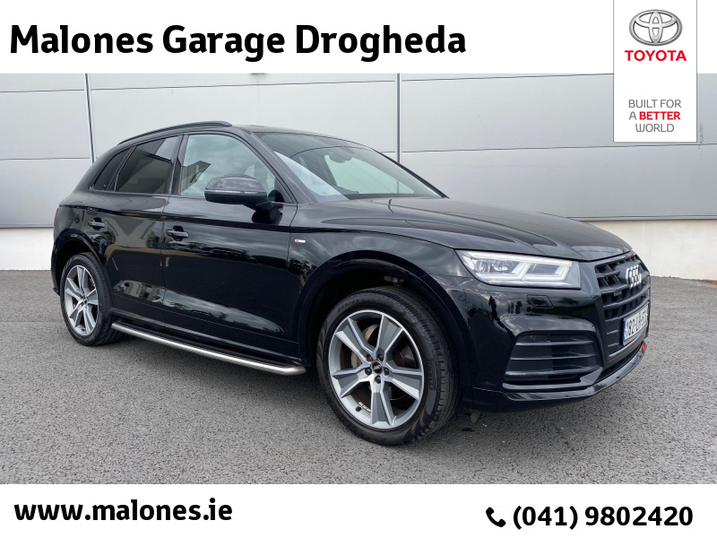 Used Audi Q5 2018 in Louth