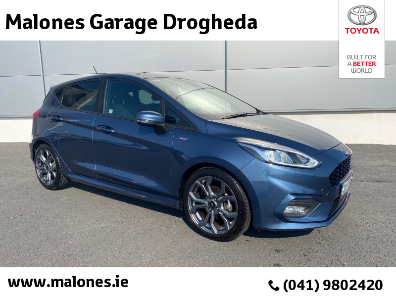 Used Ford Fiesta 2020 in Louth