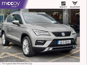 SEAT Ateca **ATECA 2.0TDI 150HP 4DRIVE XC ***HIGH SPEC**LOW RATE FINANCE**1 OWNER FROM NEW***FULL SEAT HISTORY**