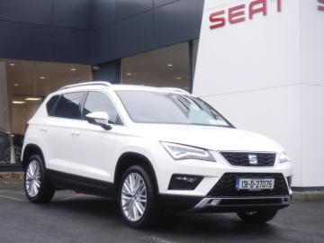 SEAT Ateca **SOLD SOLD SOLD **LOW RATE OF PCP FINANCE @4.9%***2.0TDI 150HP XC 5DR