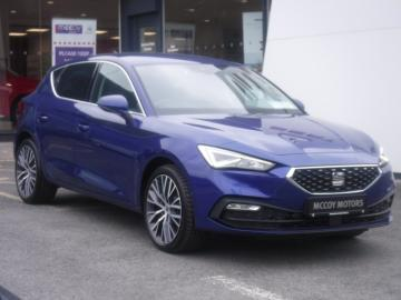 SEAT Leon **2021 OFFERS - 2.9% PCP FINANCE OR ++EURO++2,500 SCRAPPAGE **NEW MODEL LEON**PRICES START FROM ++EURO++24,715**
