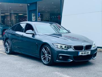 BMW 4 Series ***SALE PRICE*** BMW 420D M SPORT GRAN COUPE AUTO*** HIGH SPEC*** LOW RATE FINANCE*** 12 MONTH WARRANTY***