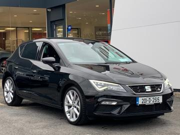 SEAT Leon **STUNNING VALUE**1.5TSI 130HP FR HATCHBACK ** TINY MILEAGE - 3.9% PCP FINANCE AVAILABLE**