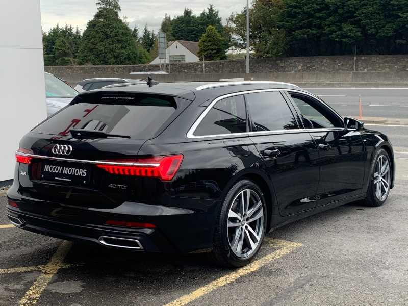 Audi A6  **PRICED TO SELL**AVANT S LINE 40 2.0 TDI 204 S-TRONIC MHEV (MILD HYBRID)**VIRTUAL COCKPIT**LOW RATE FINANCE**