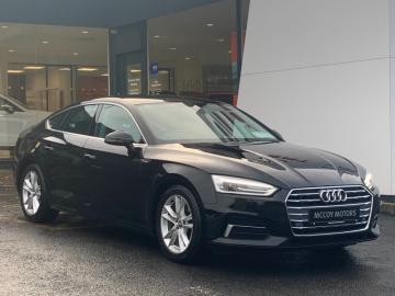 Audi A5 **JUST ARRIVED**SPORT 1.4 TFSI 150HP S-TRONIC SPORTBACK**IMMACULATE**HIGH SPEC**LOW RATE FINANCE**