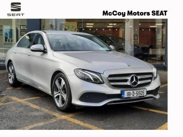 Mercedes-Benz E-Class **IMMACULATE**E220 SE 9-G TRONIC AUTO**HIGH SPEC**LOW RATE FINANCE