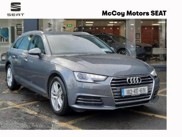 Audi A4 **LOW MILEAGE**AUDI A4 AVANT  2.0TDI 122 S-TRONIC SE**HIGH SPEC**LOW RATE FINANCE**