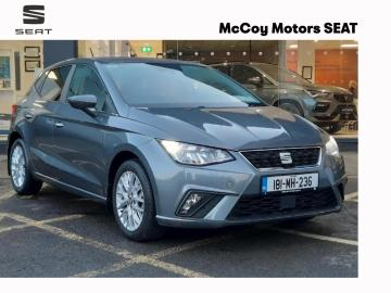SEAT Ibiza *** JUST ARRIVED*** IBIZA 1.0MPI 75HP SE*** 12 MONTH WARRANTY*** LOW RATE FINANCE***