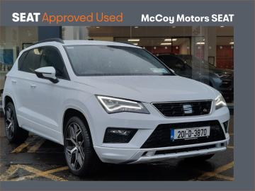 SEAT Ateca *JUST ARRIVED* 1.5TSI 150HP FR PLUS 5DR *HIGH SPEC*