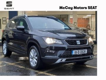 SEAT Ateca **JUST ARRIVED** 1.0TSI 115HP ECO SE **1 OWNER**LOW RATE FINANCE AVAILABLE**