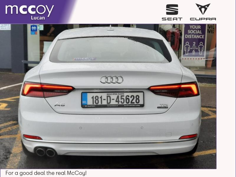 Audi A5 **S-LINE 2.0 TDI (190PS) QUATTRO S-TRONIC***UPGRADED SPEC***12 MONTH WARRANTY**LOW RATE FINANCE**