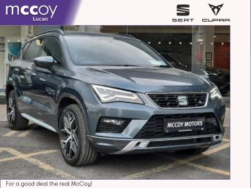 SEAT Ateca **JUST ARRIVED** FR 2.0 TDI 150HP 4DRIVE***UPGRADED SPEC***FINANCE FROM 3.9%***12 MONTH WARRANTY**