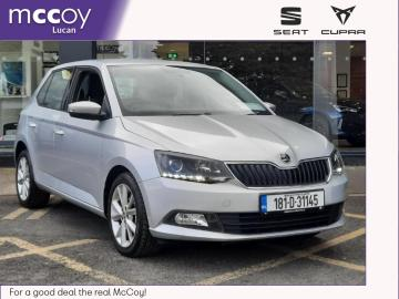 Skoda Fabia **LOW MILEAGE** AMBITION 1.0MPI 75HP **LOW RATE FINANCE AVAILABLE**