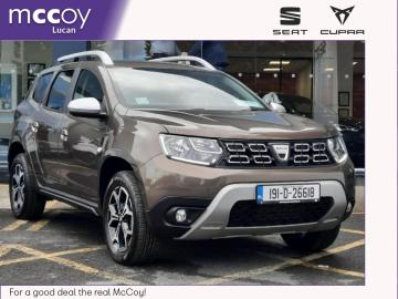 Dacia Duster SOLD SOLD SOLD*** DUSTER PRESTIGE*** HIGH SPEC *** LOW MILEAGE *** LOW RATE FIANNCE AVAILABLE*** 12 MONTH WARRANTY***