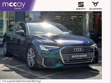 Audi A6 **JUST ARRIVED**NEW MODEL** 2.0 TDI S LINE 40 204PS **LOW RATE FINANCE AVAILABLE**