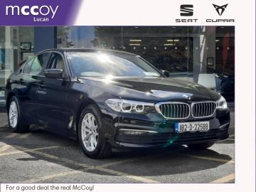 BMW 5 Series *** JUST ARRIVED*** STUNNING BMW 518 SE AUTO *** CAR COMES WITHA  FULL 12 MONTH WARRANTY *** LOW RATE FINANCE AVAILABLE *** IVORY LEATHER INTERIOR ***