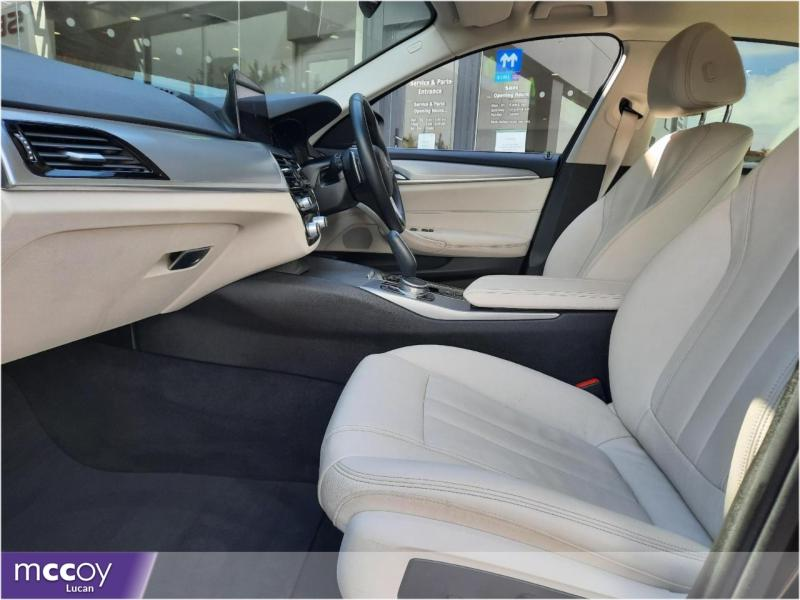 BMW 5 Series ** BMW 5 SERIES SE AUTO ***FULL 12 MONTH WARRANTY *** LOW RATE FINANCE AVAILABLE *** IVORY LEATHER INTERIOR ***