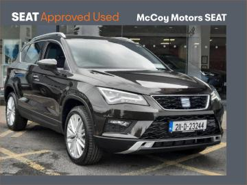 SEAT Ateca **SOLD SOLD SOLD**211 REG**1.6TDI 115HP XC**HIGH SPEC**FINANCE FROM 4.9%***SERVICE PLAN ++EURO++10 P.M.***