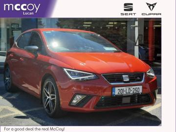 SEAT Ibiza **JUST ARRIVED** 1.0TSI 115HP FR PLUS **TOP SPEC**PCP FINANCE FROM 4.9%**