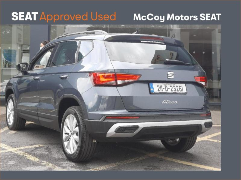 SEAT Ateca *** ATECA PA 2.0TDI 150HP SE *** DELIVERY MILEAGE *** PCP FROM 4.9% *** SERVICE PLAN ONLY ++EURO++10 P/M ***