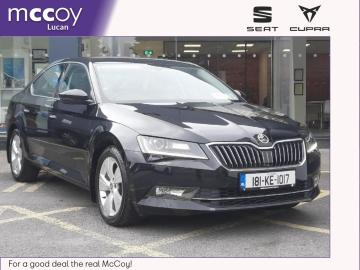 Skoda Superb **JUST ARRIVED** AMBITION 1.6TDI 120BHP DSG **12 MONTH WARRANTY**LOW RATE FINANCE AVAILABLE**