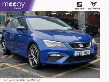 SEAT Leon SOLD SOLD SOLD**VERY RARE CAR**HIGH SPEC** PA 2.0TDI 184HP FR
