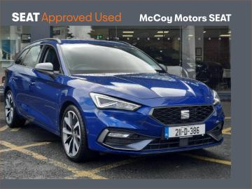 SEAT Leon **NOW AVAILABLE*2.0 TDI FR 150 DSG AUTO ESTATE***HIGH SPEC***LOW RATE FINANCE***HUGE SAVING FROM LIST PRICE***