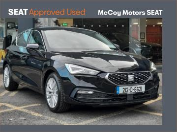 SEAT Leon *** NOW AVAILABLE *** EX DEMO LEON 1.5TSI 150HP XC *** FINANCE FROM 2.9% *** SERVICE PLAN ONLY ++EURO++10P/M *** 3 YEAR WARRANTY ***