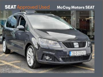 SEAT Alhambra **JUST ARRIVED** 2.0TDI 150HP DSG SE **MASSIVE SAVINGS FROM NEW**PCP FROM 4.9%**